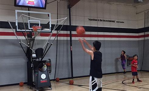 バスケットボール短期留学